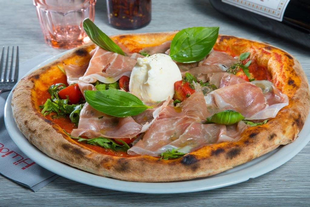 Pizza Caffé Roma